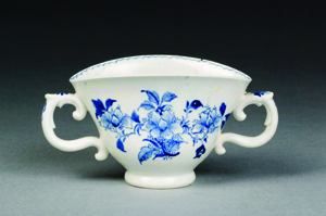 Fig 5 - Double handled cup 6 cm high